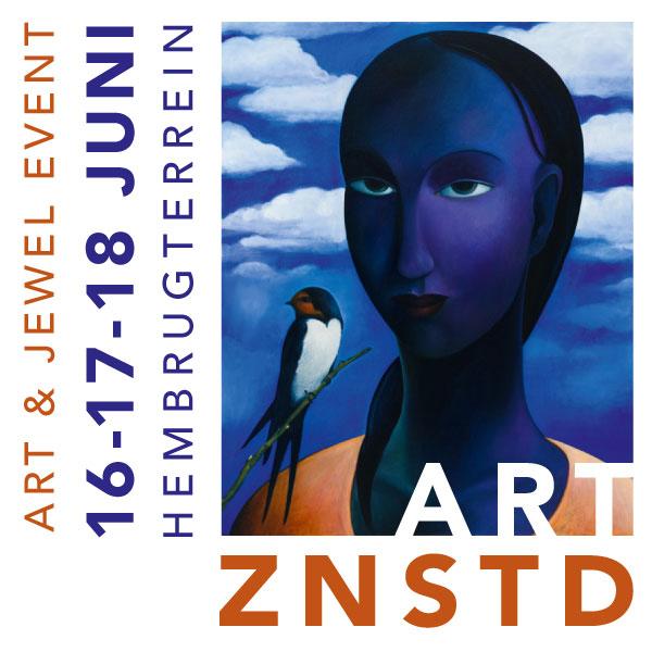 Expositie ARTzaanstad 16 t/m 18 juni a.s.