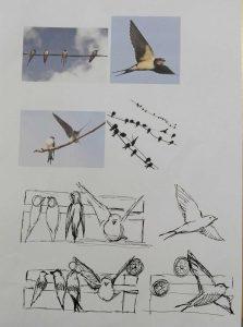 Goudsmid utrecht aletta teunen vogelring trouwring ontwerp