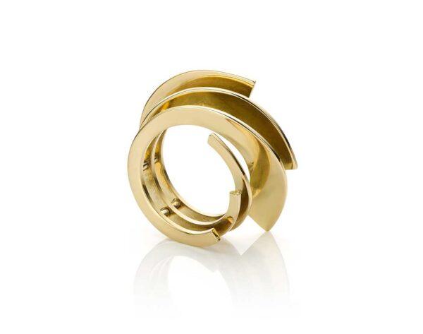 goudsmid utrecht aletta teunen gouden 14 karaat ring webshop